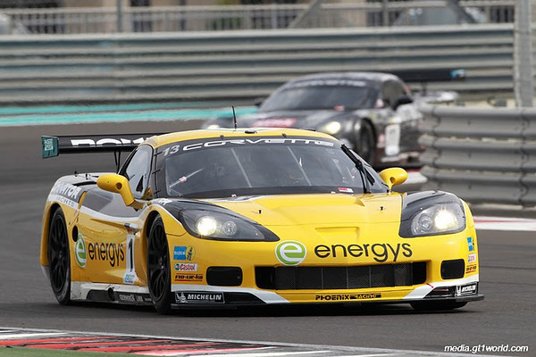 Racing Sportscars - Europe