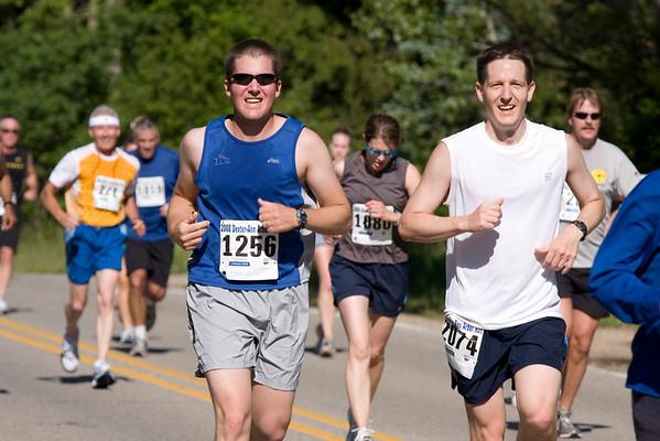 Dexter to Ann Arbor Half Marathon - June 3, 2008