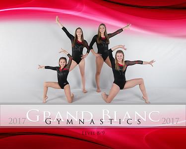 Grand Blanc Gymnastics 2017