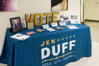 Ben U Mesa City Council Candidates Forum Oct2018