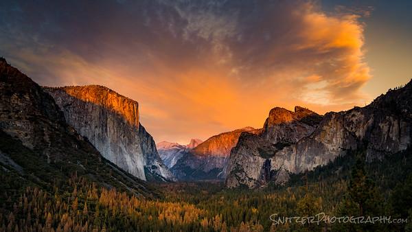 Yosemite/Sierras