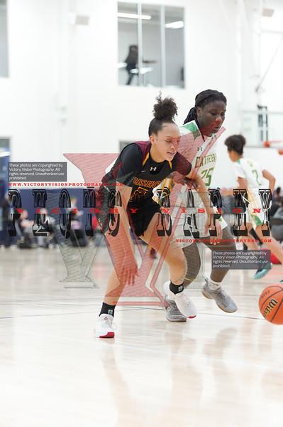 Bishop Ireton (VA) Girls Varsity Basketball 12-13-19 | She Got Game