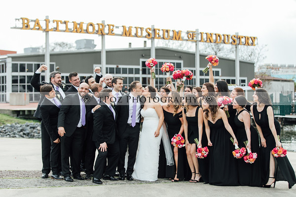 Casey+Jake's BMI Wedding
