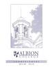 2007-05-12 Albion Graduation