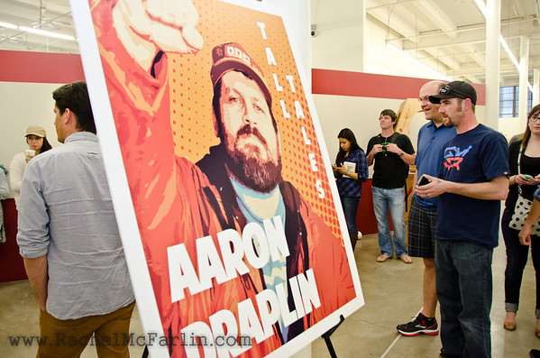 Aaron Draplin - New School of Architecture and Design Lecture Series