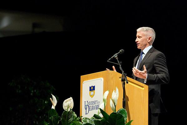 Anderson Cooper Presentation
