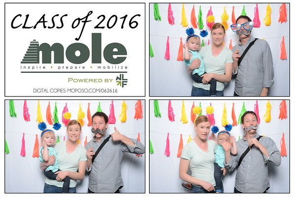 NLF MOLE Class of 2016 Celebration