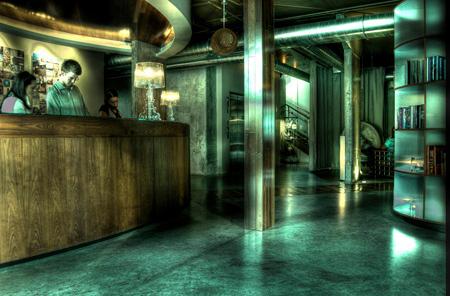 The NYLO Hotel - Warwick Rhode Island - Blueflash Photography