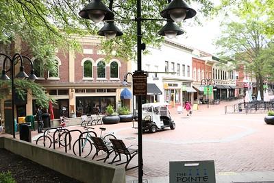 Main Street, Charlottesville, VA