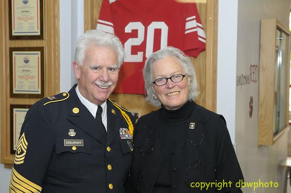101st Reunion/Armed Forces Concert
