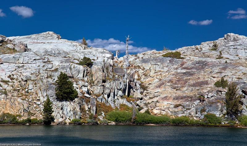 Grouse Lake Trail. Granite Lake