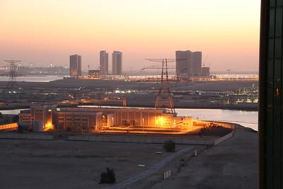 2013_02_23, Sunrise from Flat Balcony