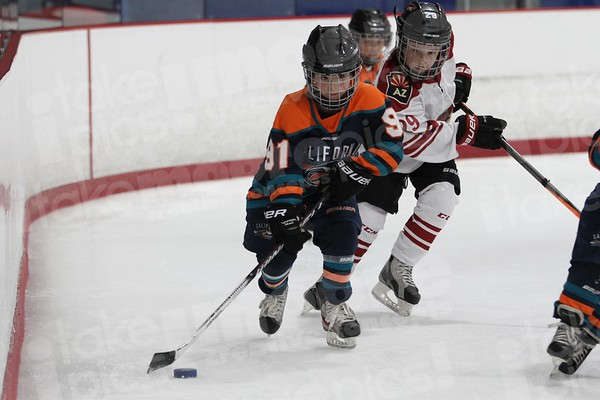 G4 CA Wave White vs Chandler Jr. Coyotes Red