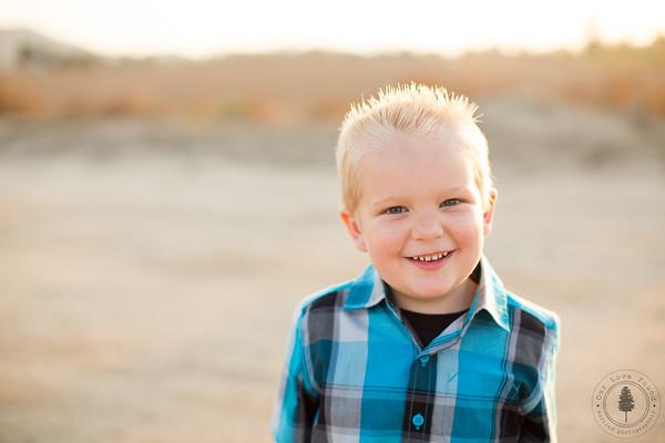 Nathan turns 4
