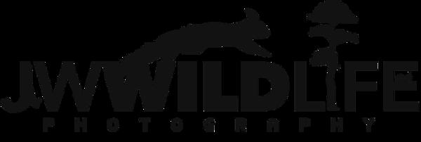 JW Wildlife Photography logo all black.png