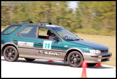 Subaru Challenge 2006: Run Group 3