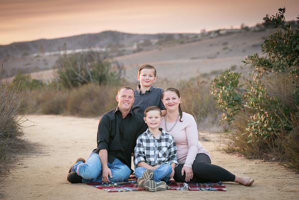 Hand Family  - Camp Pendleton, CA   Oh! MG Photo