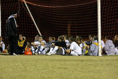 Highland Girls Soccer vs Gilbert (Diablo Championship) 12-12-08