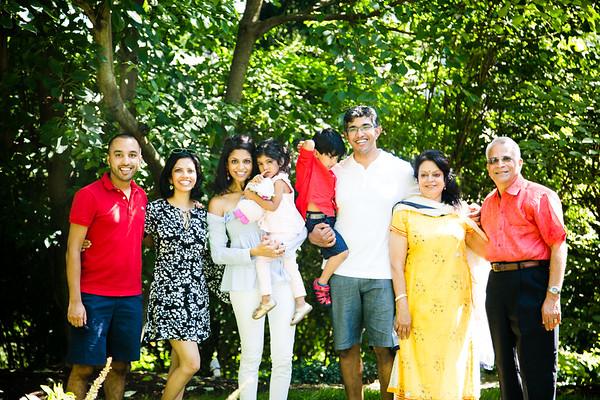 Prasad Twin's 3rd Birthday Party | 08.19.2017