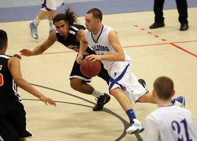 Danvers vs. Greater Lawrence Boy's Basketball D3 Tournament