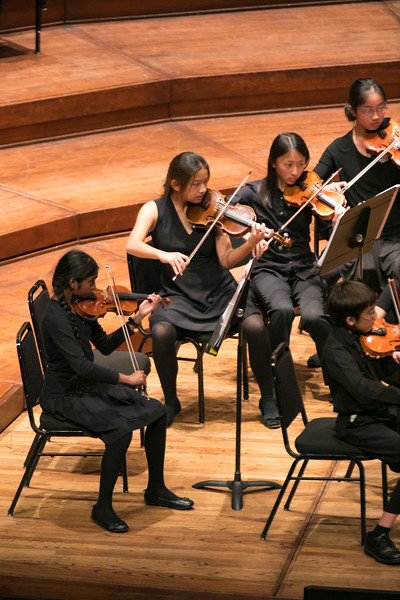 5. Oak Valley Middle School String Orchestra