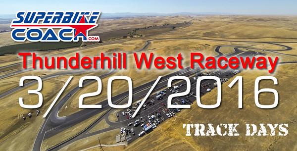 Thunderhill West (3-20-16)
