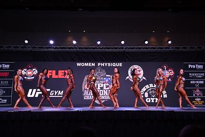 Women's Physique Open A