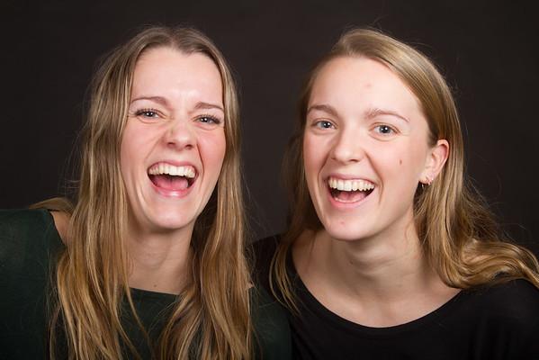 Katrine & Nina