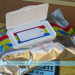 SKU: F-UV/WIPE, UV Ink Printhead Wet Wipes for UV Ink Clean and Printhead Maintenance, 50 Static Free Wipes