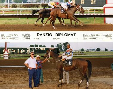 DANZIG DIPLOMAT - 7/14/1994