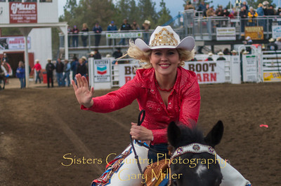 The Queens of the Rodeo - 2012 Sisters Rodeo