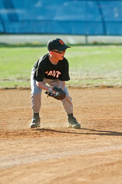 2009 Bradley North Baseball