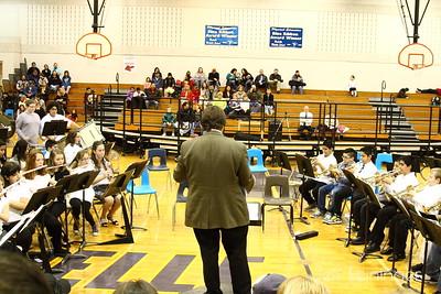 Chorus & Band Concert 1/28/13