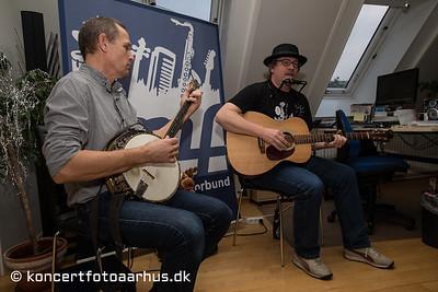 Esben Langkniv & Tom Bilde 19/12 2013