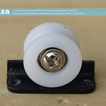 SKU: LC-TENSION/X/L, Belt Tensioner Wheel with Mounting Bracket for TruCUT Laser Lite X-Axis