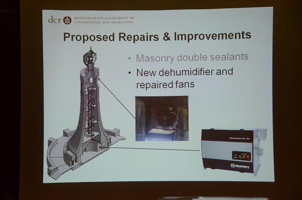 Mount Greylock Tower Repairs and Improvements meeting-121114