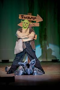 Shrek DVD Covers