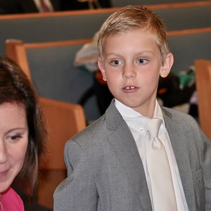 2017 05 Wesley's 1st Communion Movie Clips