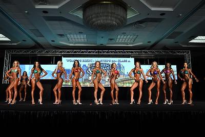 2021 NPC Teen , Collegiate & Masters - Women's Comparisons & Awards