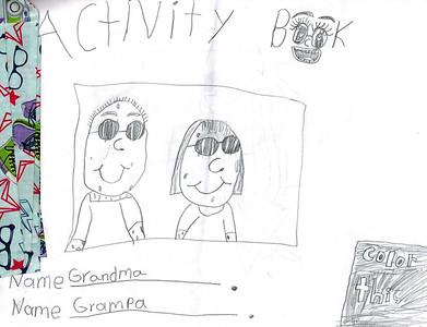 Charlotte's Activity Book