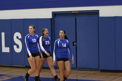 2012 CVCA Varsity Volleyball