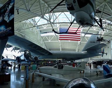 Evergreen Aviation Museum / Waterpark