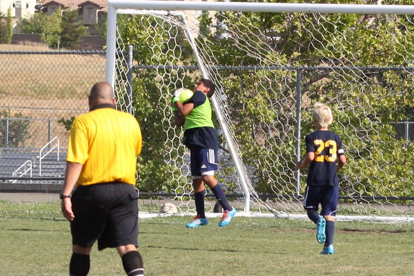Galaxy Blues vs Elk Grove