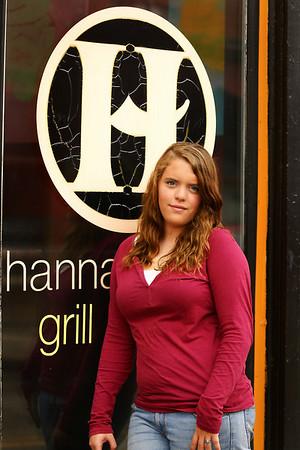 Hannah's Senior Portraits