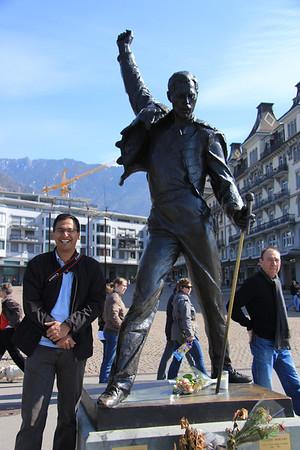 Switzerland March 2012
