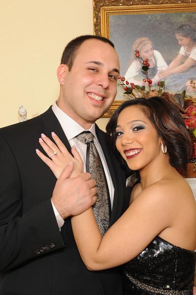 Yasmine and John