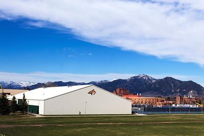 MSU Tennis Facility