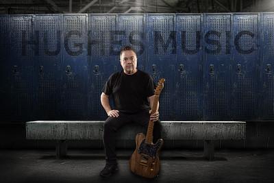 Brian Hughes Guitar ~ Album Art