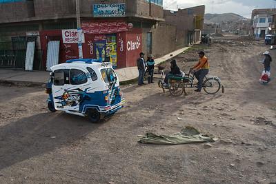 Inka Express II Puno
