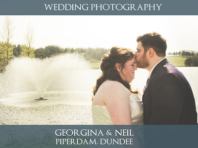 Georgina & Neil - Piperdam - Wedding Photography